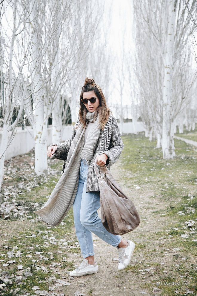 Уличная мода: Зимняя уличная мода Испании от Alexandra Pereira