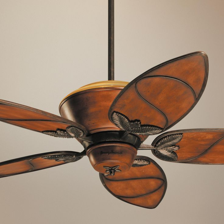 "52"" Paradise Key Tommy Bahama Ceiling Fan -"