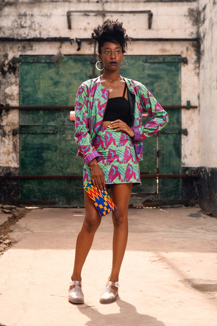 An incomplete list of sources:  Ed Suter Photography Woodin Fashion Ghana Fashion Week Accra Fashion Week Yevu Clothing kente cloth Printex Ghana Akwan2fo Angelina print africanprintinfashion.com nothingbutthewax.blogspot.com Ajepomaa PoQua PoQu Vlisco Ladyhood Aya Morrison