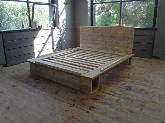 Rustic reclaimed King Sized or SuperKing Size by BroganAndFrench