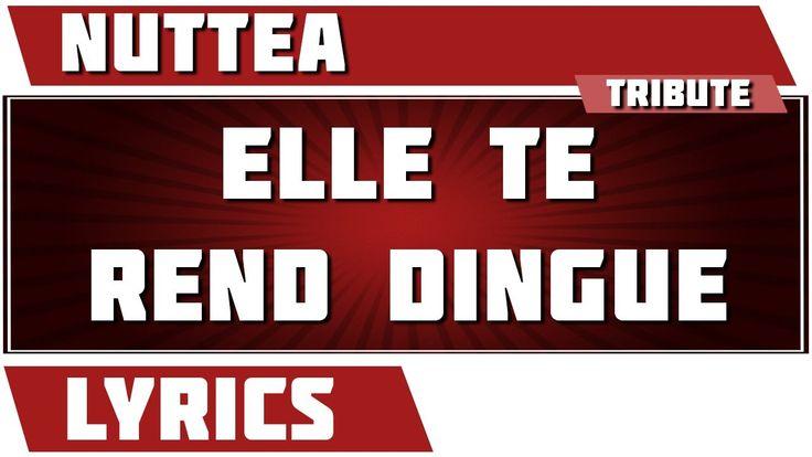 Nuttea - Elle Te Rend Dingue (Poom Poom Short)