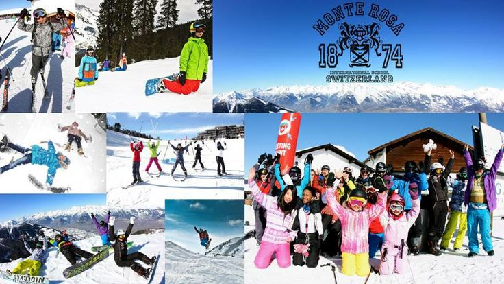 Winter courses http://www.monterosa.ch/en/Winter-Holiday-Courses.html