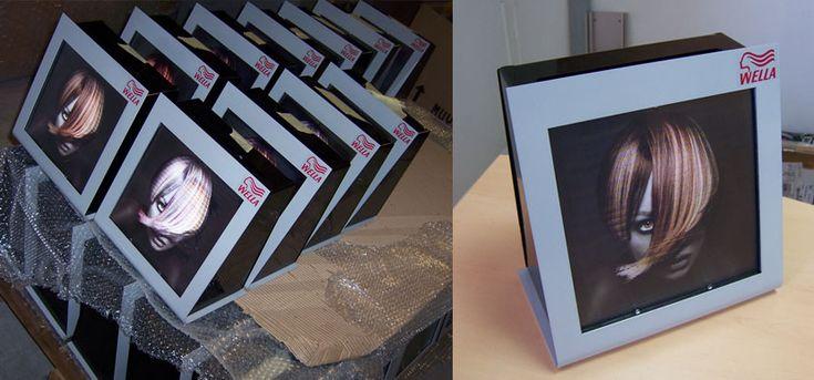 Multimédia/Digital Signage - PLV :: On Target Signs ::