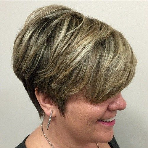 1919 best hairstyles for women over 40 images on Pinterest | Fine ...