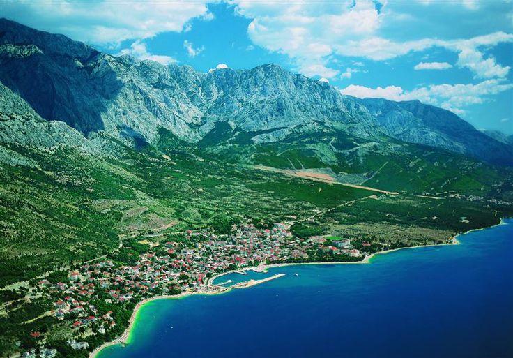 baska_voda , Chorvatsko