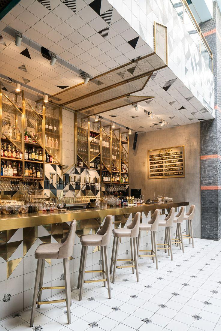 The 25 best restaurant bar design ideas on pinterest for 1900 asian cuisine