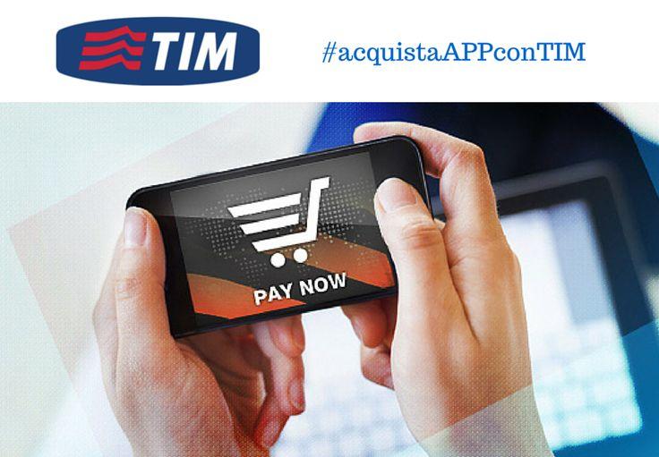 TIM lancia gli acquisti con credito telefonico | Vitalba Morelli.it - http://www.vitalbamorelli.it/2015/01/14/con-tim-si-fa-acquisti-con-il-credito-telefonico/