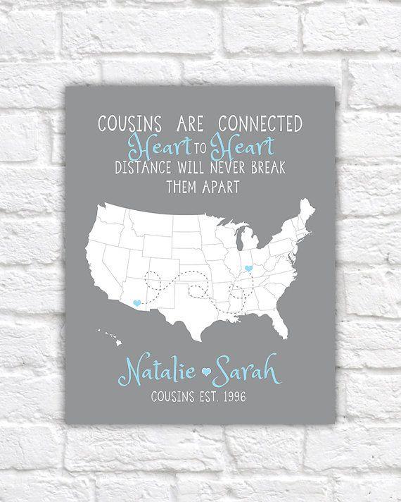 Best 25+ Cousin Gifts Ideas On Pinterest