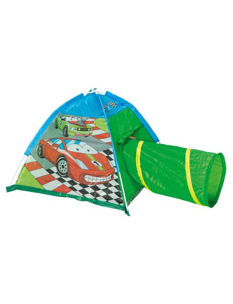 Your littlies will love creating their own adventures in this little tent.