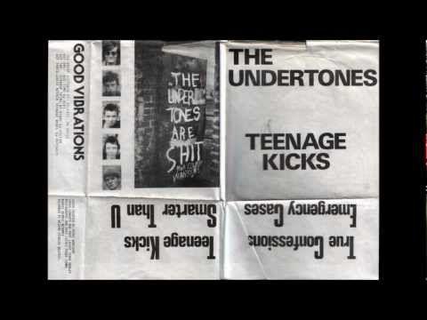 The Undertones - Teenage Kicks EP