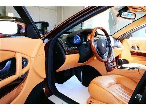2007 Maserati Quattroporte/ Autotrader.ca