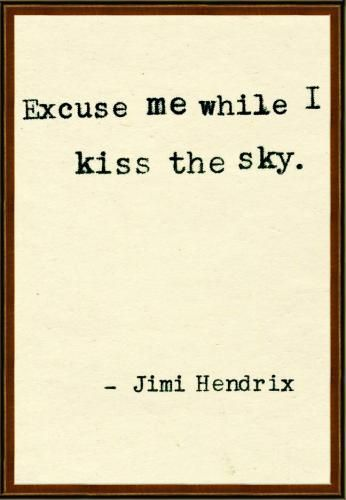 jimmy hendrix quotes - Bing Images