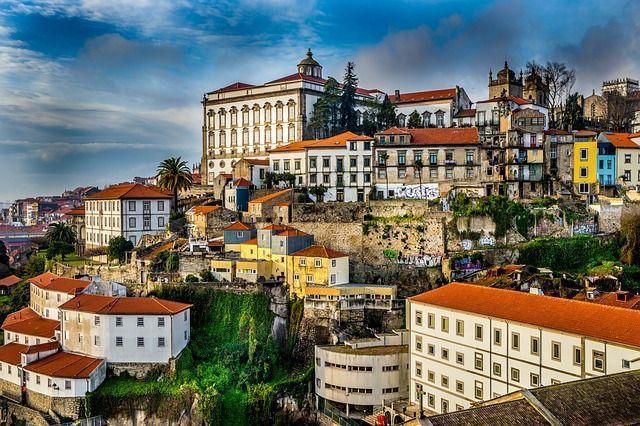 """Porto, Portugália """"északi fővárosa"""""""