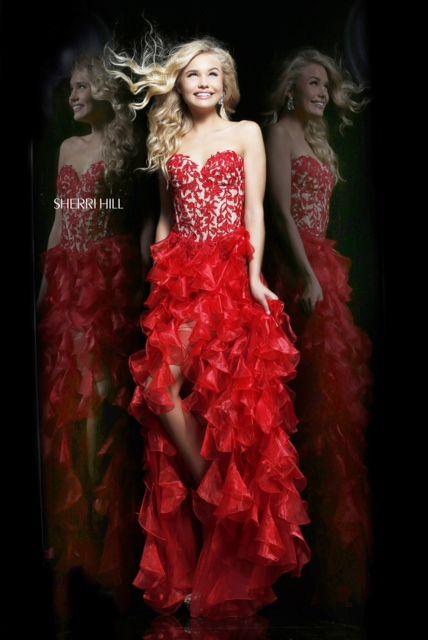Sherri Hill 2014 Prom Dress!