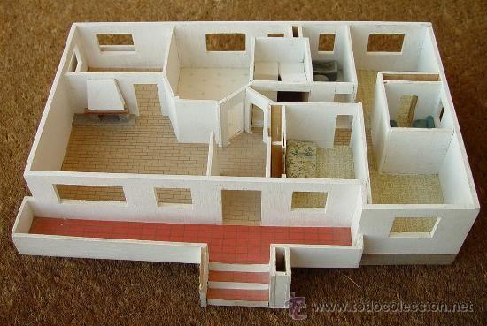 Resultado de imagen para maquetas de casas sencillas