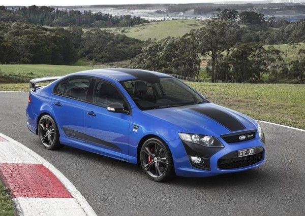 2014 FPV GT-F 351 Front Side view