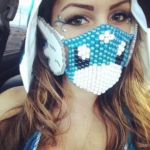 Dratini kandi mask
