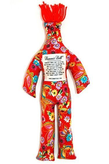 Free Dammit Doll Pattern And Sayings To Print Aol Image