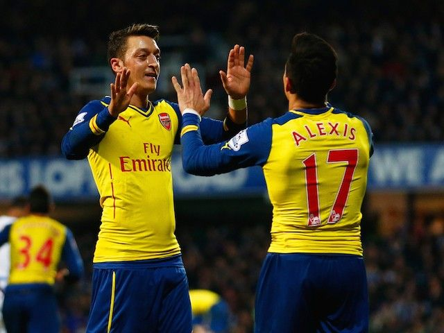 Ray Parlour: 'Alexis Sanchez would be a bigger loss than Mesut Ozil for Arsenal'