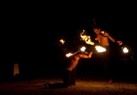 Lonato in Festival Artisti di strada e incanti dal mondo - I rituali propiziatori dei messicani Quetzalcoatl