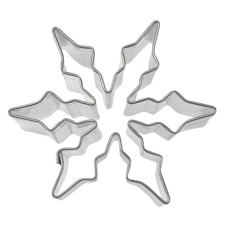 Pikkuleipämuotti - Jääkristalli. II. Städter 1,50e