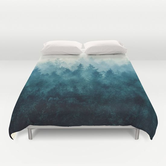 The+Heart+Of+My+Heart+//+So+Far+From+Home+Edit+Duvet+Cover+by+Tordis+Kayma+-+$99.00