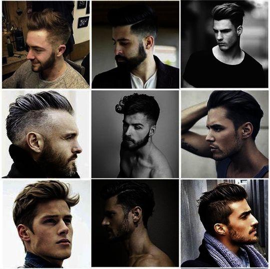 In trend avem cateva stiluri care domina cerintele barbatiilor cand vine vorba despre tunsori masculine: fade, undercut, pompadour, side part si man bun.