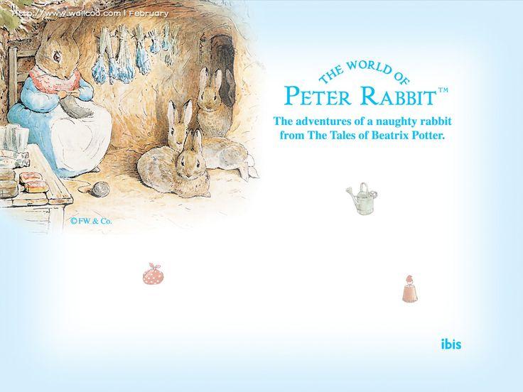 Pin by LMI KIDS on Beatrix Potter t