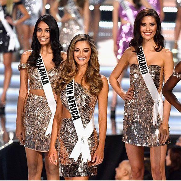 Christina among Miss Universe top 16 finalists - Daily Mirror - Sri Lanka Latest Breaking News and Headlines