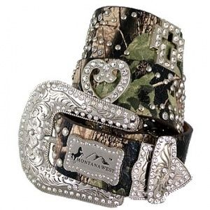 Country Girl Belts | Camo bling belt. | country girl till the day i die!!!!