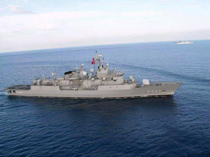 TCG Kemalreis (F-247), Türk Deniz Kuvvetleri'nin Barbaros sınıfı
