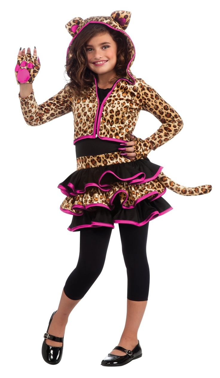 Results 181 240 of 644 for indoor halloween decorations - Get Your Girls This Cute Girls Leopard Hoodie Costume For Their Next Halloween Costume The Fun Animal Hoodie Is A Great Kids Costume Be Sure To Add Some