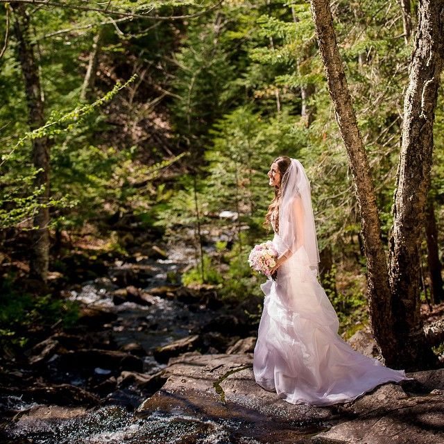 #VisualRoots #Bride #Muskoka