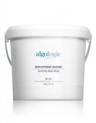 Моделирующее обертывание для тела (Гелевое альгинатное обертывание для тела) Algologie, 500 гр. от Algologie