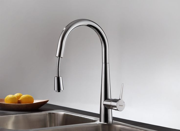 innoci pull-out kitchen faucet