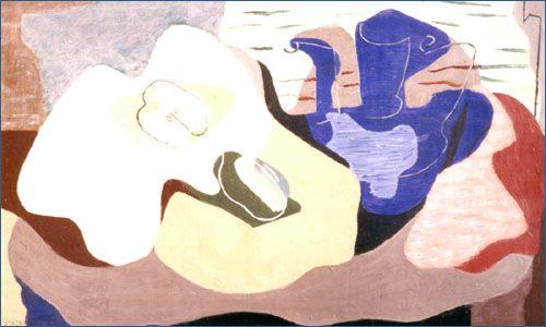 Henryk Stażewski - Still life ca. 1923