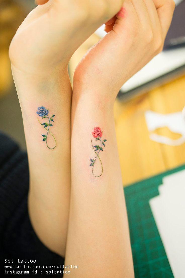 Die besten 32  Filigrane tattoos Ideen auf Pinterest | filigrane ... - Tattoo Handgelenk Frau