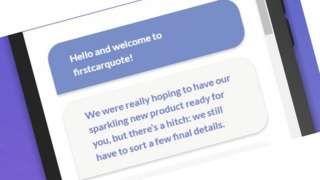 Facebook blocks Admiral's car insurance discount plan