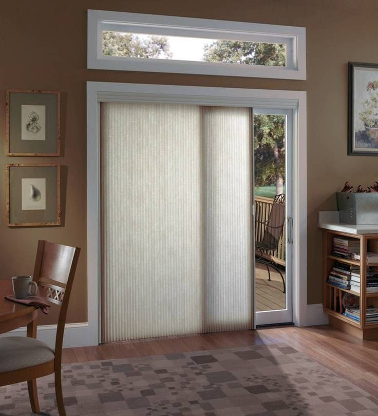 25+ Best Sliding Door Treatment Ideas On Pinterest