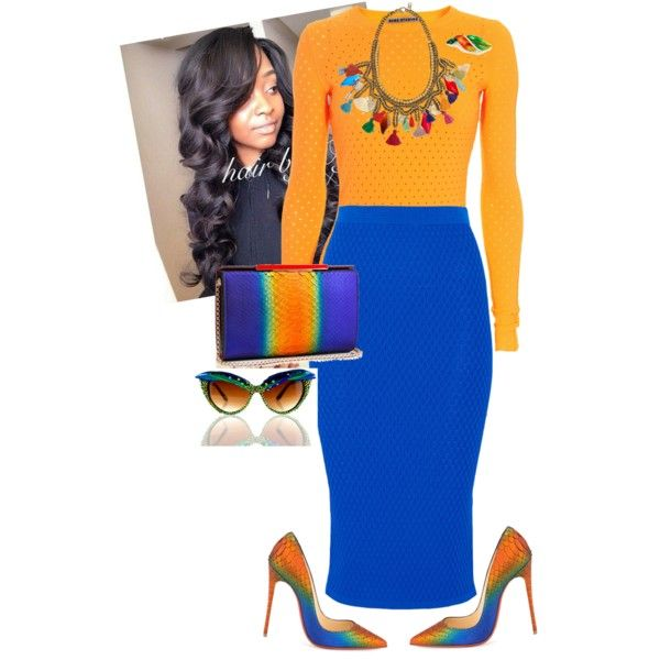 Church Time by cogic-fashion on Polyvore featuring мода, Acne Studios, Jonathan Simkhai, Christian Louboutin, Sveva, Tiffany & Co. and MATERIAL MEMORIE
