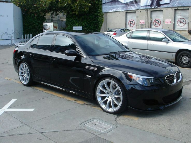 E 60 - BMW 5 series