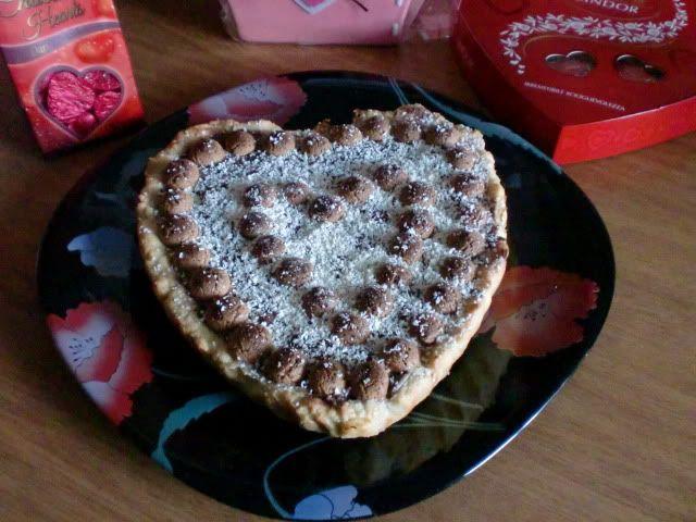 Torta cuore TM31 - http://www.food4geek.it/ricette/torta-cuore-tm31/