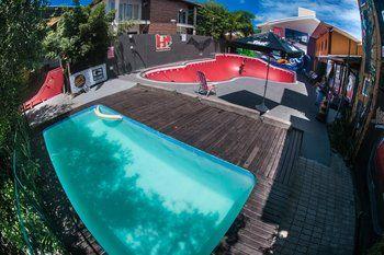 De quintais secretos à acomodações com o bar carregado, Floripa tem os melhores picos de concreto!