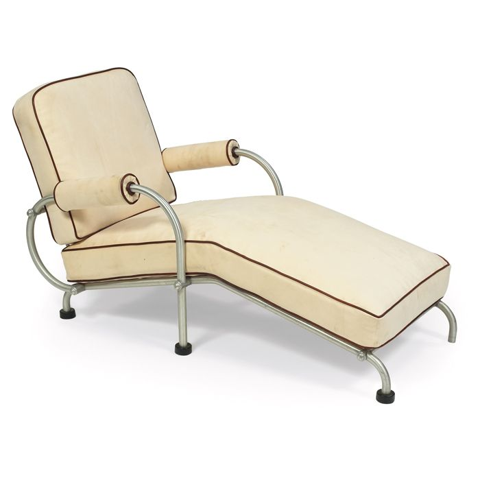 58 best warren mcarthur images on pinterest art deco for 1930s chaise lounge