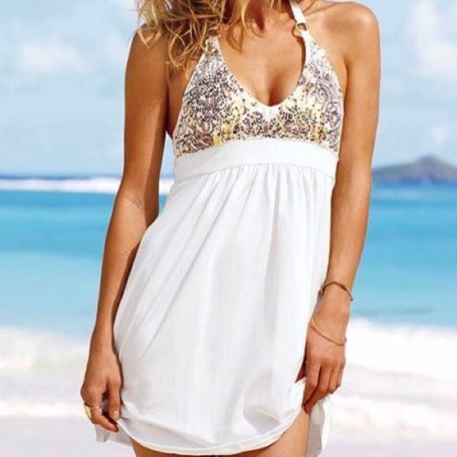 cuteee!: Beach Dresses, Beaches, Summer Dresses, Fashion, Style, Clothes, Victoria Secret, Victoria S Secret, The Beach