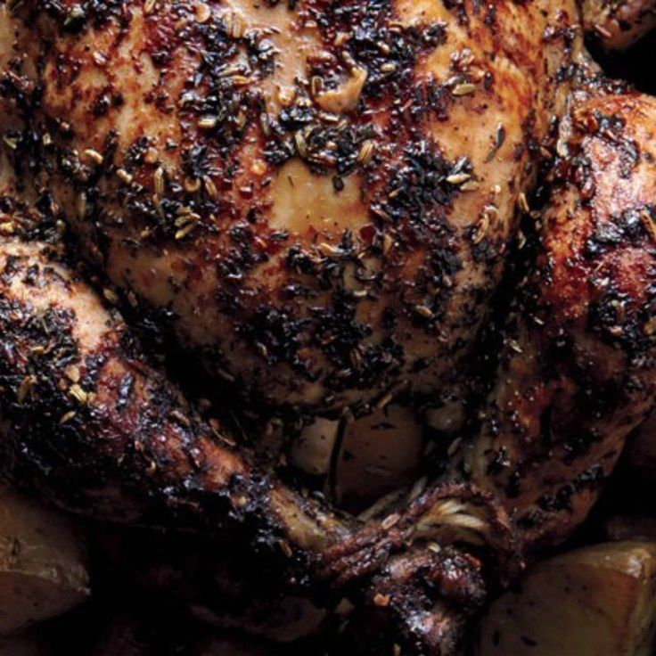 How to Make Juicy  Tender Rotisserie Chicken at Home  No Gadgets Required
