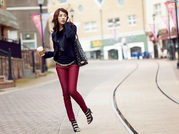 301 best k pop baby vox images on pinterest yoon eun Yoon eun hye fashion style in my fair lady