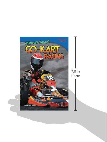 Final Lap! Go-Kart Racing (TIME FOR KIDS® Nonfiction Readers)