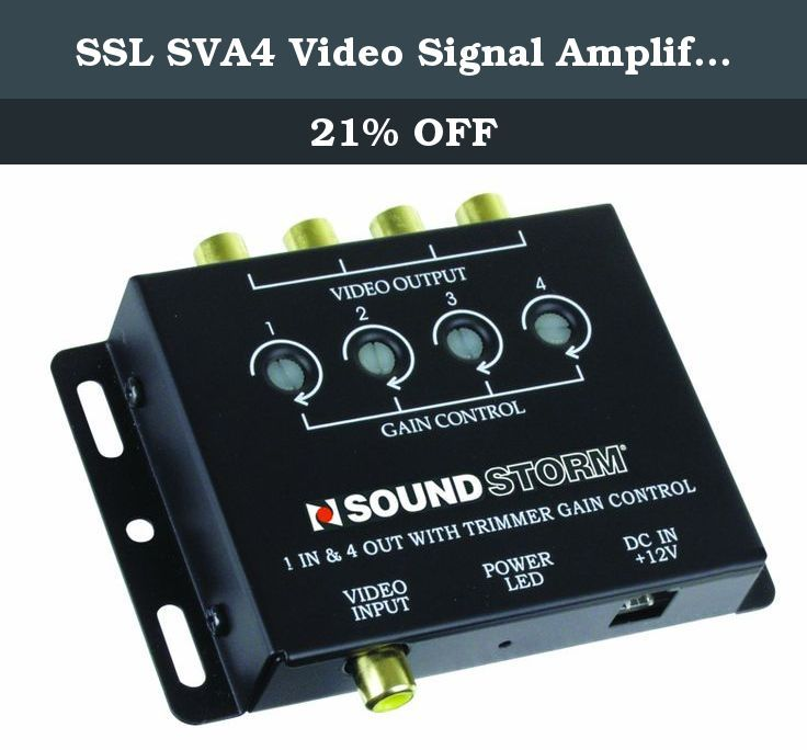 128 besten Dual-channel Amplifiers, Amplifiers, Car Audio, Car ...