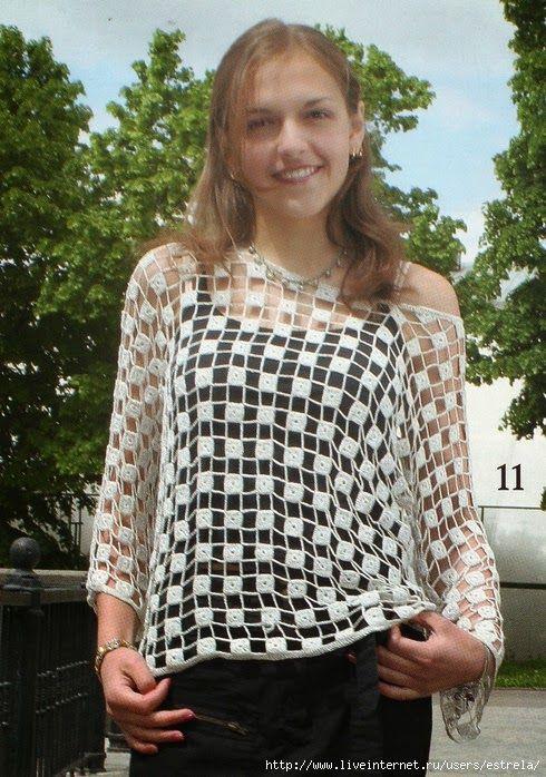 672 best Poleras, blusas, túnicas M/C para toda edad Damas. images ...